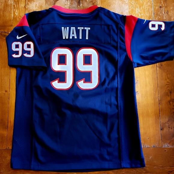 new style 57f2a 771a8 JJ Watt kids NFL Houston football Jersey